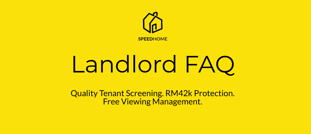 Landlord FAQ