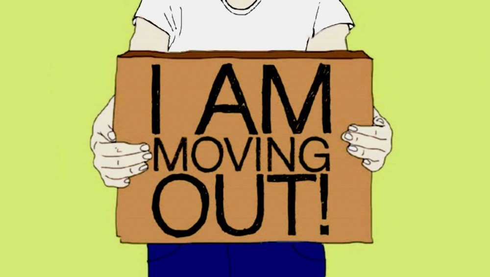 WHEN And HOW : Moving Out From Your Parents House