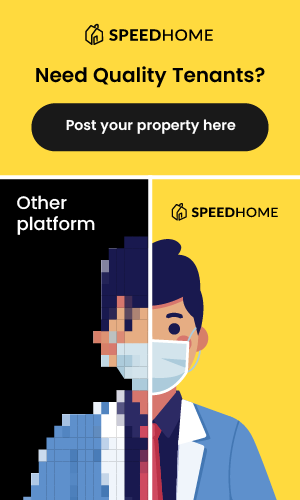 find quality tenants via speedhome, post your property