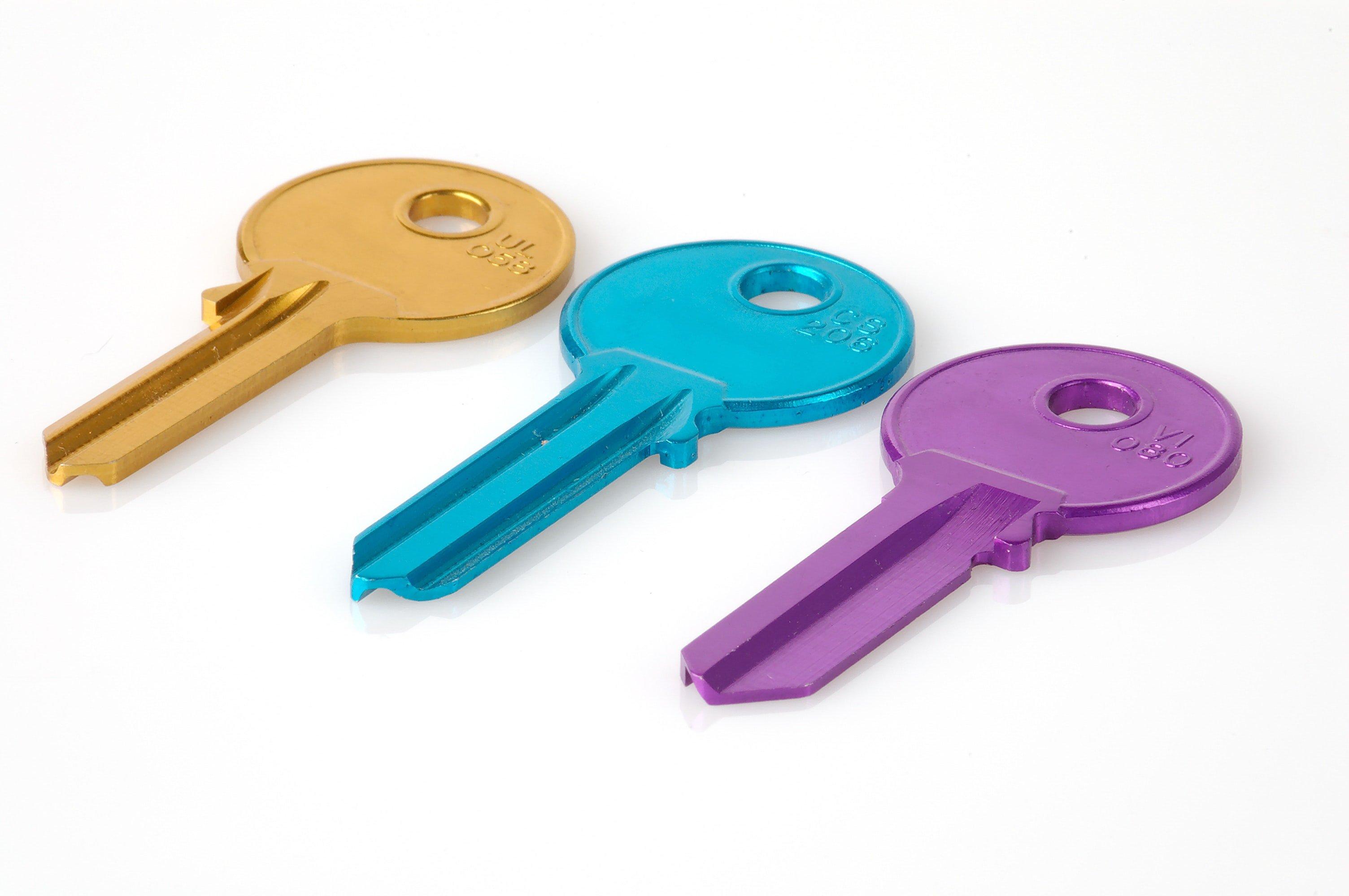 Many Tenants' Keys
