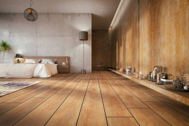 hard wood parquet flooring for bedroom