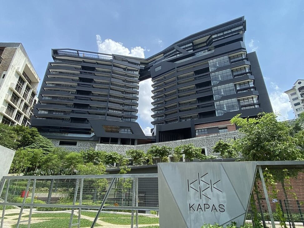 Kapas Heights