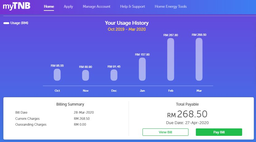 How to check utility bills online